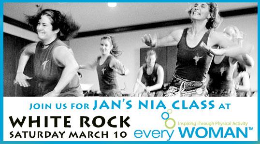 Jan Jensen at everyWoman ~ March 2012 ~ White Rock