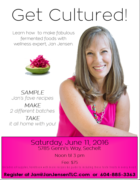 Get Cultured! June 11, 2016